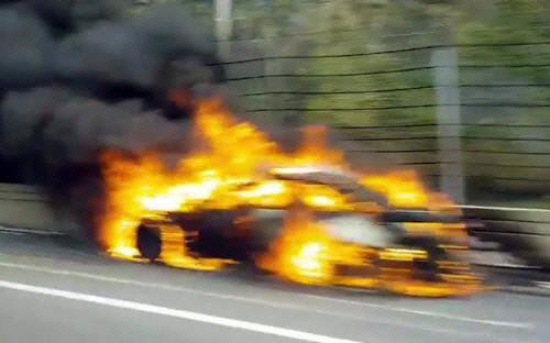 BMW, 화재발생 리콜차 확산…118d도 화재 위험